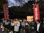 5日 国会前抗議行動