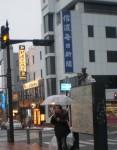 飯田駅前街宣